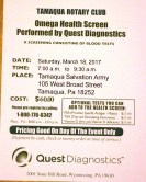 3-18-2017-omega-health-screen-at-tamaqua-salvation-army-tamaqua